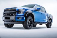 roush f 150 2016 supercharged 12 190x127 Roush Performance Ford F 150 in Metallic Blau