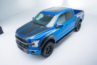 roush f 150 2016 supercharged 7 190x127 Roush Performance Ford F 150 in Metallic Blau
