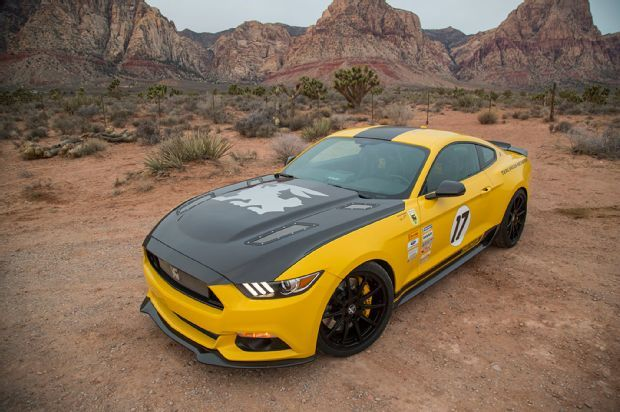 shelby american terlingua ford mustang 2015 2016 1 750PS im neuen Shelby Terlingua Ford Mustang
