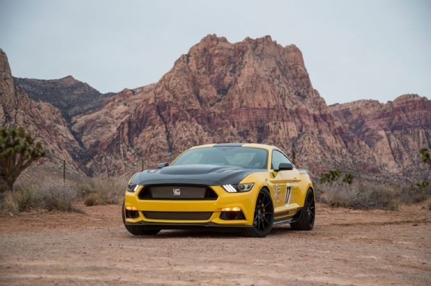 shelby american terlingua ford mustang 2015 2016 10 750PS im neuen Shelby Terlingua Ford Mustang