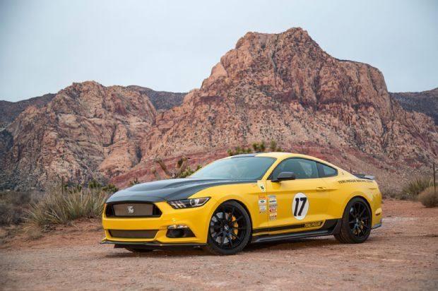 shelby american terlingua ford mustang 2015 2016 2 750PS im neuen Shelby Terlingua Ford Mustang