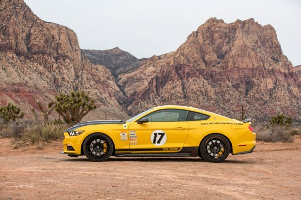 shelby american terlingua ford mustang 2015 2016 4 750PS im neuen Shelby Terlingua Ford Mustang