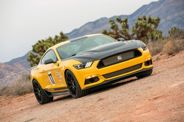 shelby american terlingua ford mustang 2015 2016 6 750PS im neuen Shelby Terlingua Ford Mustang