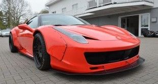 tuning jp performance 458er italia 1 1 e1452487567658 310x165 zu verkaufen: JP Performance Ferrari 458 Liberty Walk