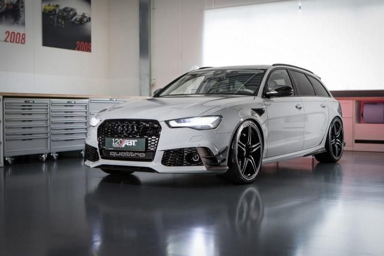 120 Jahre Limited Edition ABT Sportsline Audi RS6 Avant Tuning 1 Limited Edition   ABT Sportsline Audi RS6 Avant