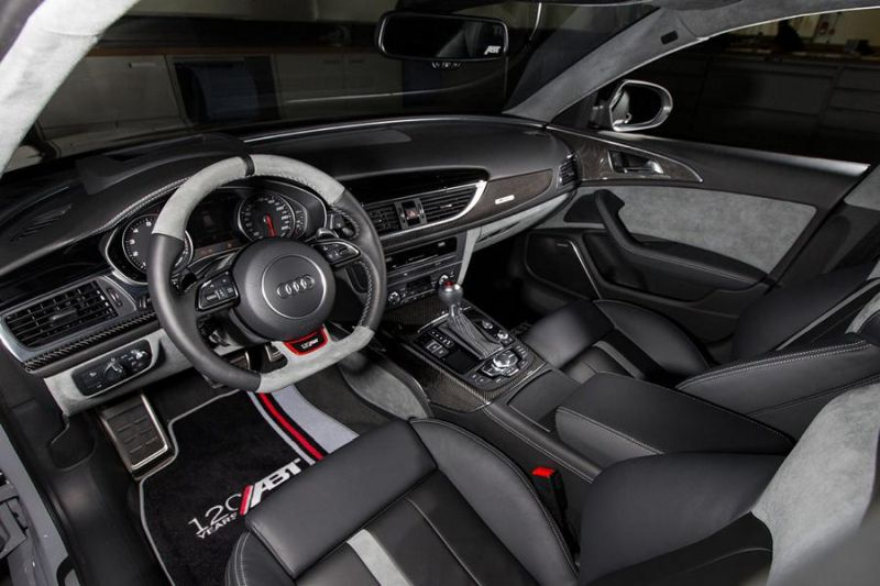120 Jahre Limited Edition ABT Sportsline Audi RS6 Avant Tuning 11