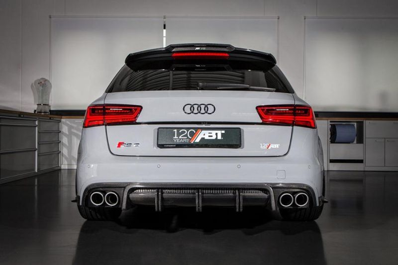 120 Jahre Limited Edition ABT Sportsline Audi RS6 Avant Tuning 6