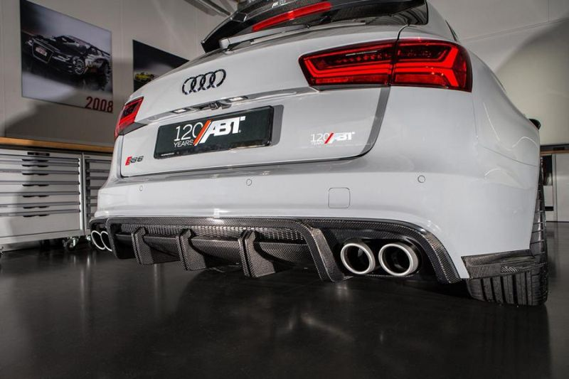 120 Jahre Limited Edition ABT Sportsline Audi RS6 Avant Tuning 7