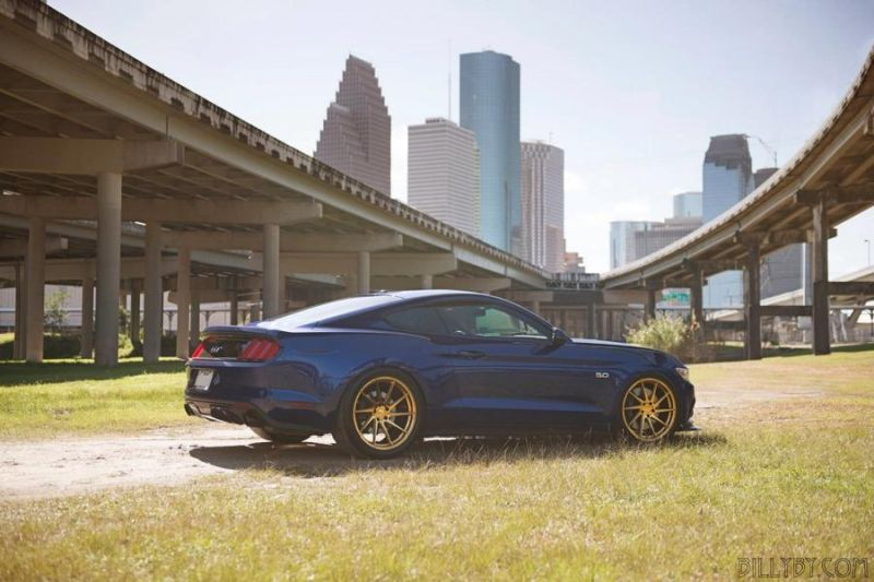 20 Zoll Avant Garde Wheels M621 am Ford Mustang GT 5 20 Zoll Avant Garde Wheels M621 am Ford Mustang GT
