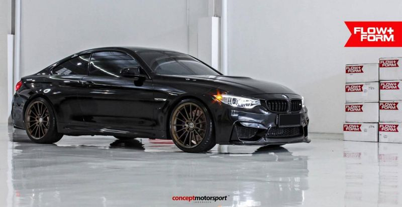20 Zoll HRE FF15 BMW M4 F82 Concept Motorsport 3 20 Zoll HRE FF15 Alu's am BMW M4 F82 von Concept Motorsport