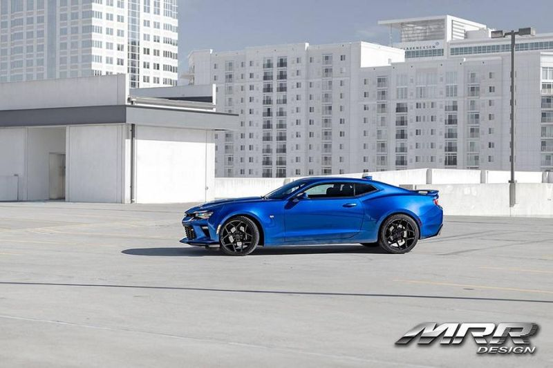 20 Zoll MRR M228 Chevrolet Camaro SS by Need4Speed Motorsports 3 20 Zoll MRR M228 Alu's am Chevrolet Camaro SS by N4SM