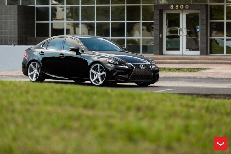 20 Zoll Vossen Wheels CV3 R Alu%E2%80%99s am Lexus IS350 7 20 Zoll Vossen Wheels CV3 R Alu's am Lexus IS350