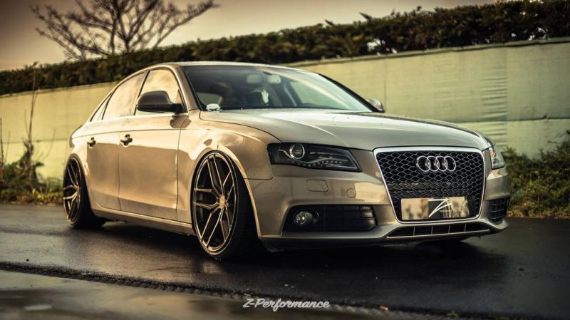 20 Zoll Z Performance Wheels ZP2.1 Audi A4 Tuning 1 20 Zoll Z Performance Wheels ZP2.1 am Audi A4
