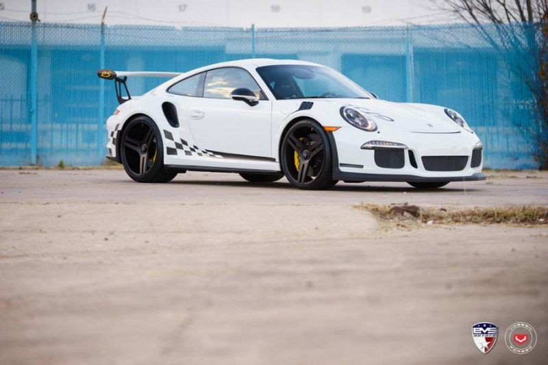 21 Zoll Vossen Wheels VPS 317 Porsche 911 GT3 RS EVS Motors 1 21 Zoll Vossen Wheels VPS 317 am Porsche 911 GT3 RS