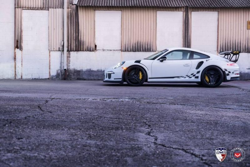 21 Zoll Vossen Wheels VPS 317 Porsche 911 GT3 RS EVS Motors 2 21 Zoll Vossen Wheels VPS 317 am Porsche 911 GT3 RS