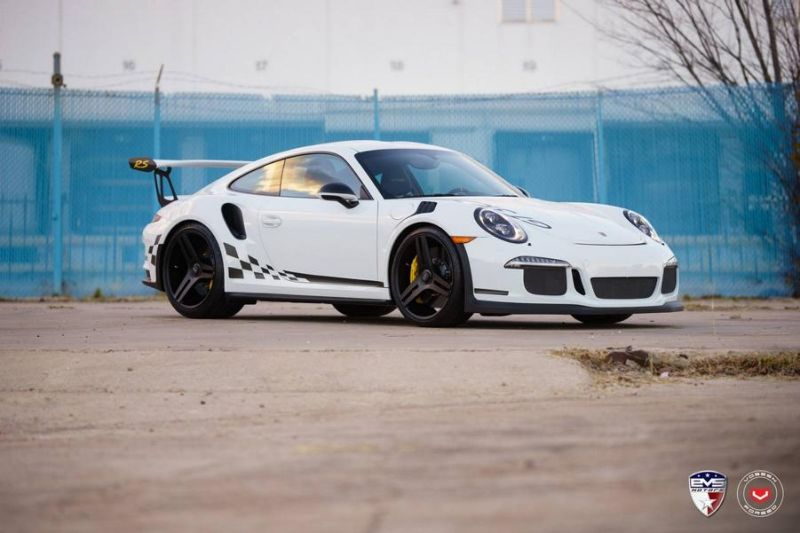 21 Zoll Vossen Wheels VPS 317 Porsche 911 GT3 RS EVS Motors 3 21 Zoll Vossen Wheels VPS 317 am Porsche 911 GT3 RS