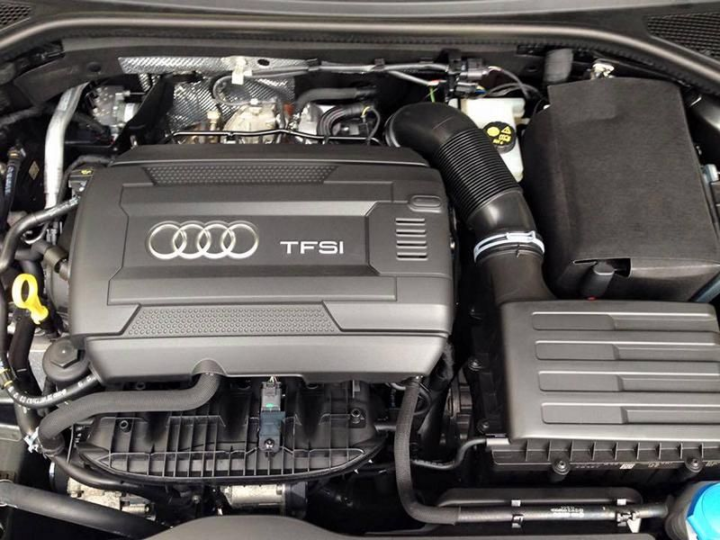240PS 335NM Audi A3 8V MQB 1.8 TFSI Chiptuning 3 240PS & 335NM im Audi A3 8V MQB   1.8 TFSI