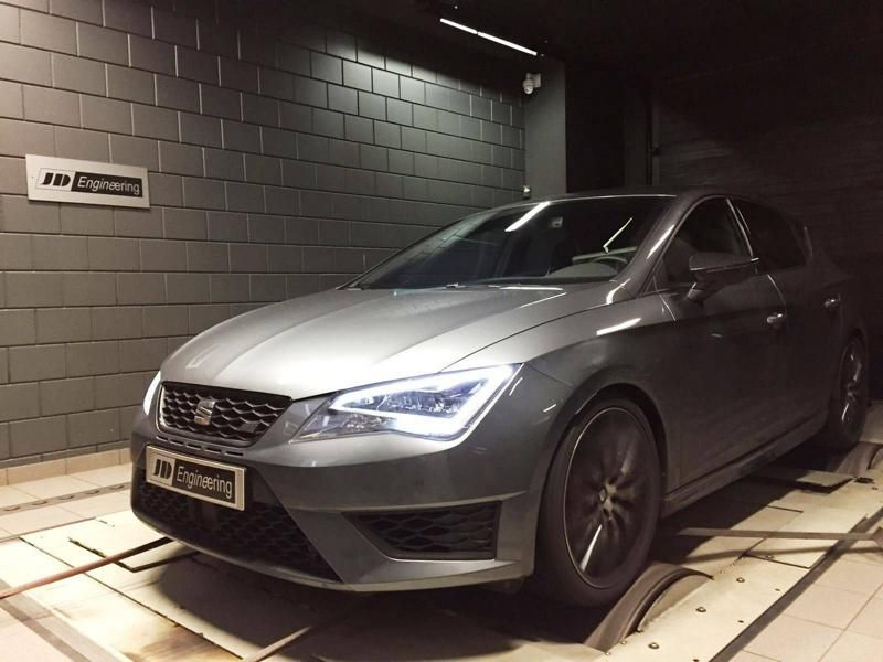 392PS Seat Leon Cupra 2.0 TSI Chiptuning JD Engineering 1 392PS Seat Leon Cupra 2.0 TSI von JD Engineering