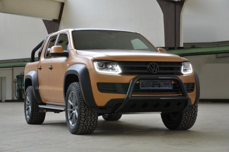 410 PS MTM VW Amarok V8 Passion DESERT Tuning 6 410PS MTM VW Amarok V8 Passion DESERT
