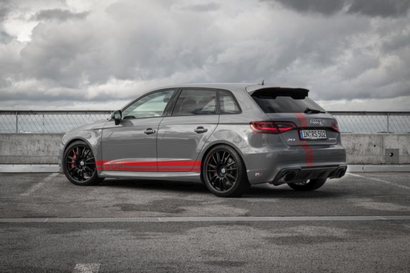 502PS Audi RS3-R by MTM Tuning A3 2