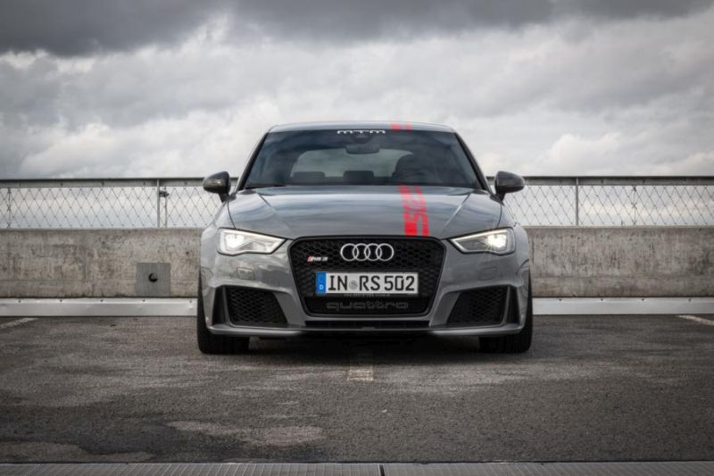 502PS Audi RS3-R by MTM Tuning A3 4