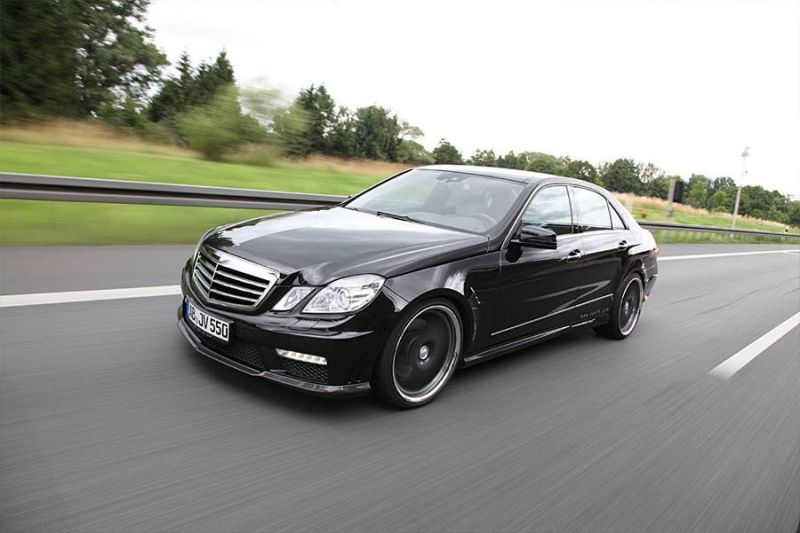 520PS Mercedes Benz E 500 Biturbo Tuning by V%C3%A4th 1 520PS Mercedes Benz E 500 Biturbo   Tuning by Väth