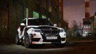 550PS im Camouflage BMW X3 M50d aus Russland 4 190x107 Brutal   550PS im Camouflage BMW X3 M50d aus Russland