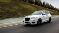 550PS im Camouflage BMW X3 M50d aus Russland 6 190x107 Brutal   550PS im Camouflage BMW X3 M50d aus Russland