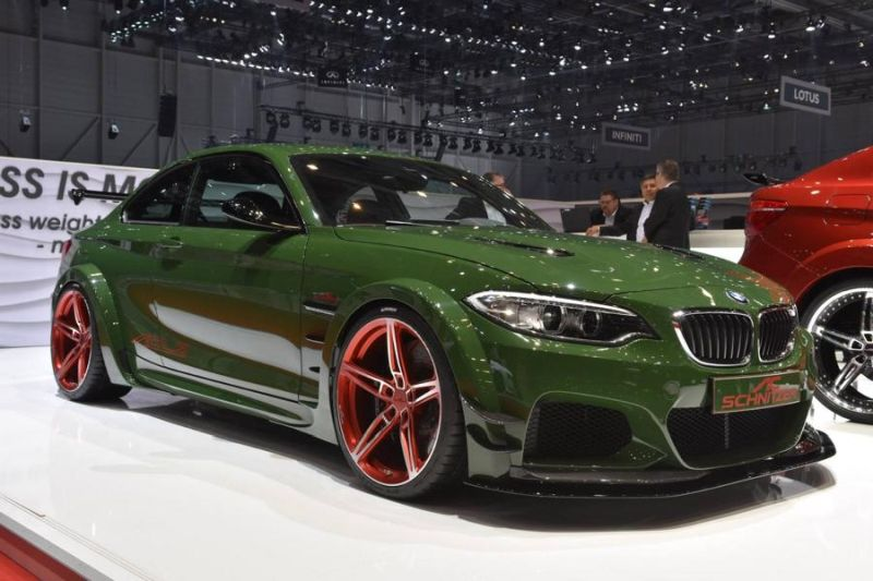 570PS AC Schnitzer ACL2 BMW M235i Tuning 1