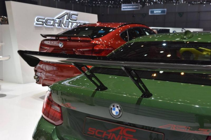 570PS AC Schnitzer ACL2 BMW M235i Tuning 3