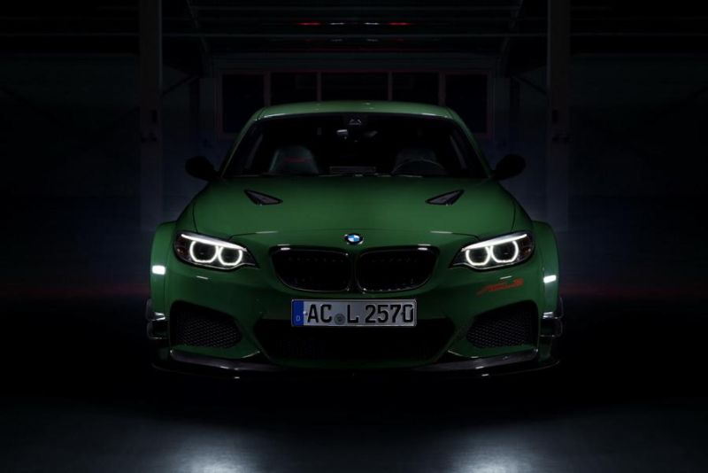 570PS AC Schnitzer ACL2 BMW M235i Tuning S55B30 1