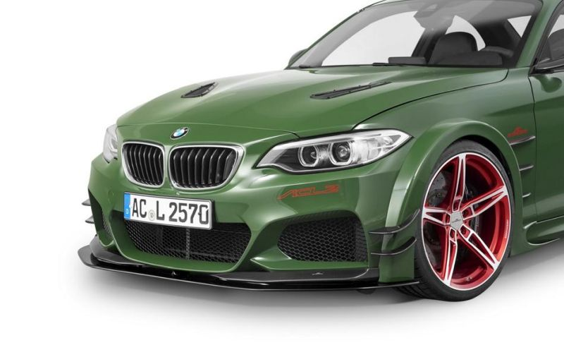 570PS AC Schnitzer ACL2 BMW M235i Tuning S55B30 11