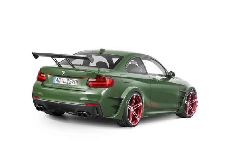 570PS AC Schnitzer ACL2 BMW M235i Tuning S55B30 15