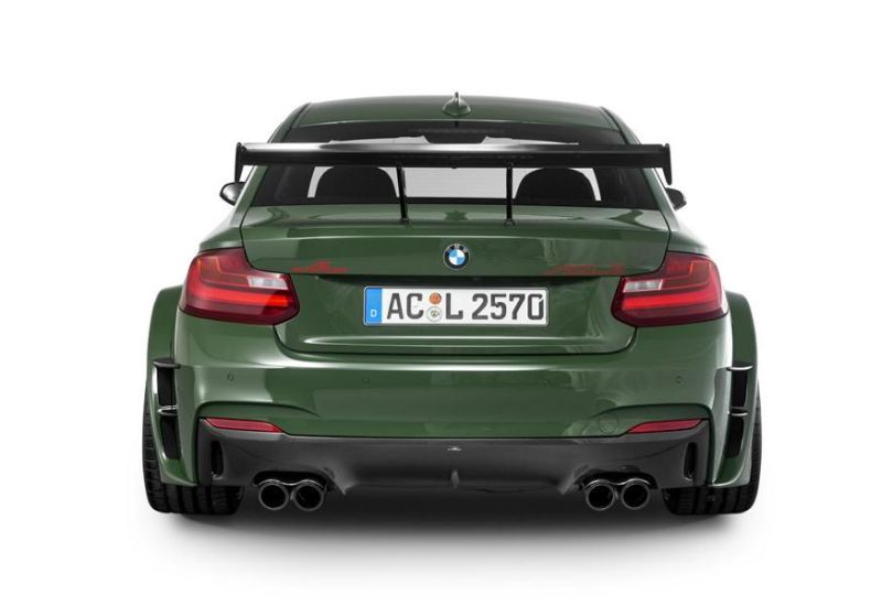 570PS AC Schnitzer ACL2 BMW M235i Tuning S55B30 16