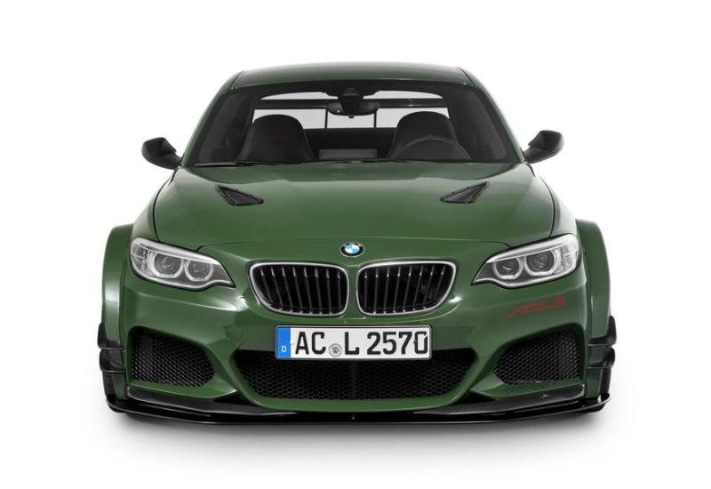 570PS AC Schnitzer ACL2 BMW M235i Tuning S55B30 17