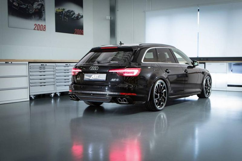 ABT Sportsline Audi A4 B9 AS4 Chiptuning 2