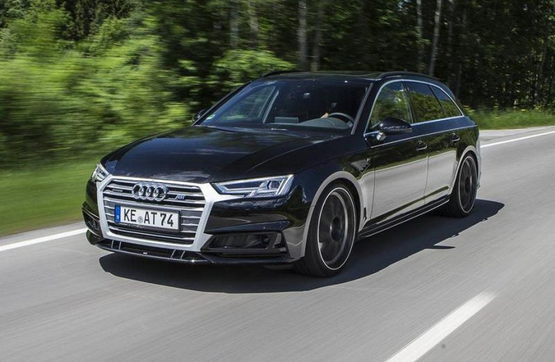 Abt Sportsline Audi A4 B9 As4 Chip Tuning 3 Tuningblogeu Magazine