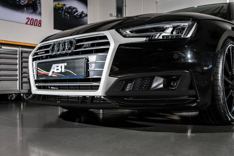 ABT Sportsline Audi A4 B9 AS4 Chiptuning 4