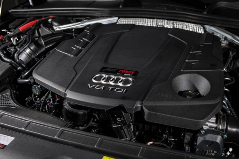 ABT Sportsline Audi A4 B9 AS4 Chiptuning 7