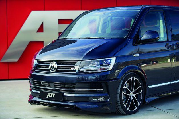 abt sportsline vw t6 multivan tuning 2016 7 tuningblog. Black Bedroom Furniture Sets. Home Design Ideas