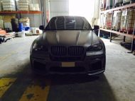 ATARIUS EAGLE BMW X6 E71 Tuning Car 3 190x143 Vorschau: ATARIUS EAGLE auf Basis BMW X6 E71