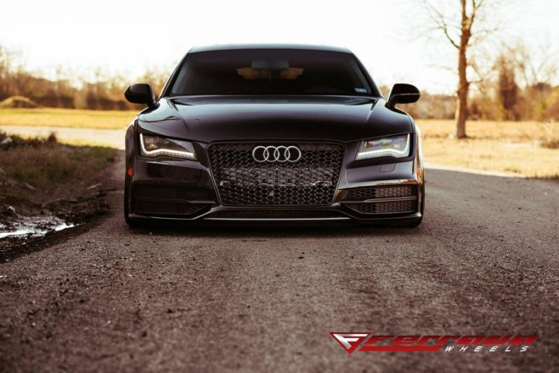 AUDI A7 Need 4 Speed Motorsports Ferrada FR4 Tuning 1 Tief & Schwarz   AUDI A7 by Need 4 Speed Motorsports