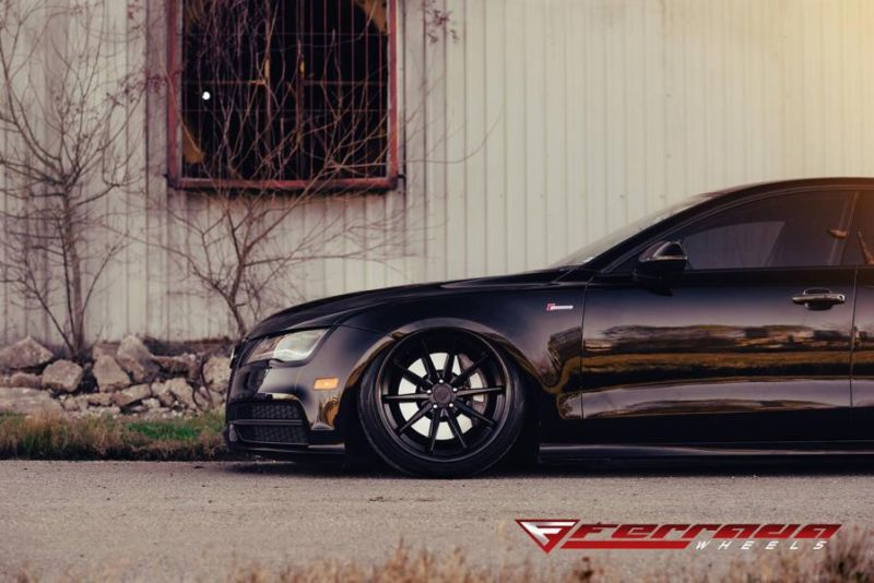 AUDI A7 Need 4 Speed Motorsports Ferrada FR4 Tuning 3 Tief & Schwarz   AUDI A7 by Need 4 Speed Motorsports