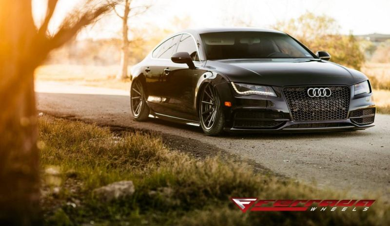AUDI A7 Need 4 Speed Motorsports Ferrada FR4 Tuning 6 Tief & Schwarz   AUDI A7 by Need 4 Speed Motorsports