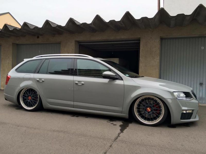 AccuAir Skoda Octavia RS by Car Sound Tuning 6 Hammer tief   AccuAir Skoda Octavia RS by Car & Sound
