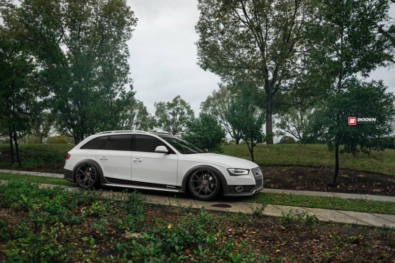 audi allroad a4 b8 accuair airride chassis ground dealership 1