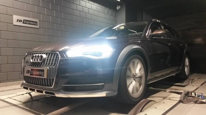 Audi A6 Allroad 3.0 TDI 310PS by JD Engineering 1