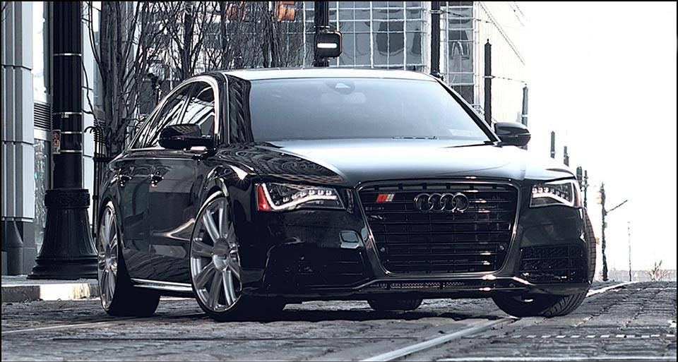 Audi A8 RS8 mit Hofele Design RS7 Bodykit Tuning 1 2 Audi A8 RS8 mit Hofele Design RS7 Optik Bodykit