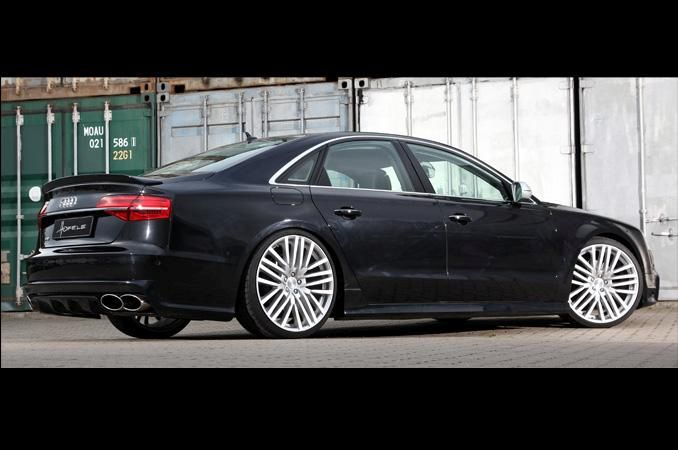 audi a8 rs8 mit hofele design rs7 bodykit tuning 12 magazin. Black Bedroom Furniture Sets. Home Design Ideas