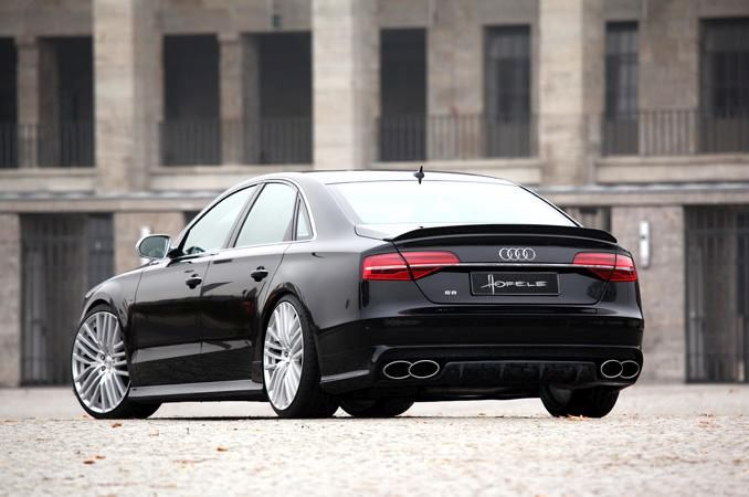 audi a8 rs8 mit hofele design rs7 bodykit tuning 8 magazin. Black Bedroom Furniture Sets. Home Design Ideas